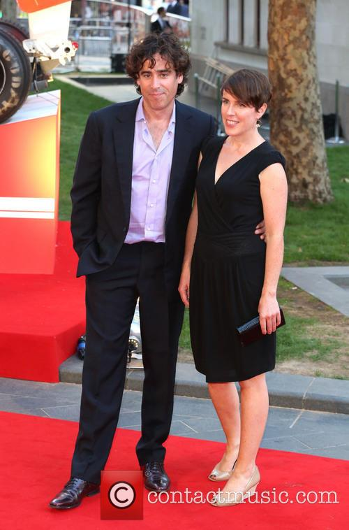 Stephen Mangan and Guest