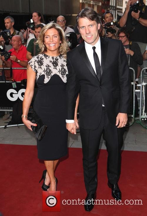 John Bishop and Wife 1