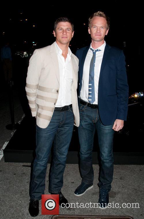 David Burtka and Neil Patrick Harris 2