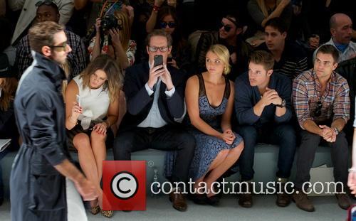 Courtney Kerr, Matt Letscher, Josh Henderson and Colin Egglesfield 5