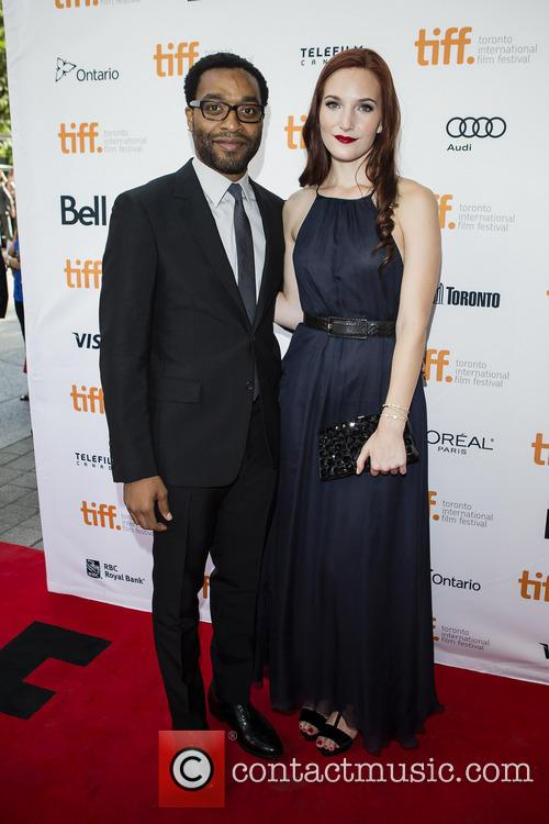 Chiwetel Ejiofor, Guest Attend The Premiere Of 12 Years A Slave At The Toronto International Film Festival In Toronto, Canada On September 6 and 2013 (photo:vito Amati/iphoto) 2