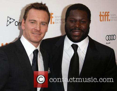 Michael Fassbender and Steve Mcqueen 10