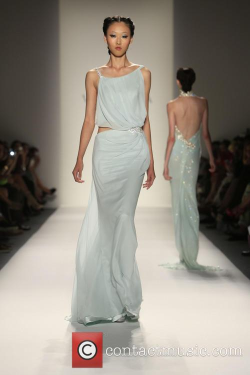 Mercedes-benz New York Fashion, Week Spring, Summer and Venexiana
