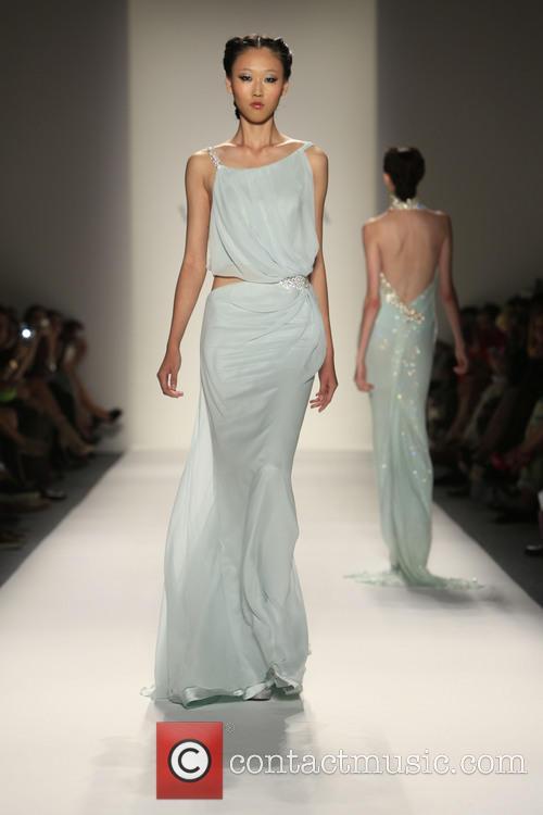 Mercedes-benz New York Fashion, Week Spring, Summer and Venexiana