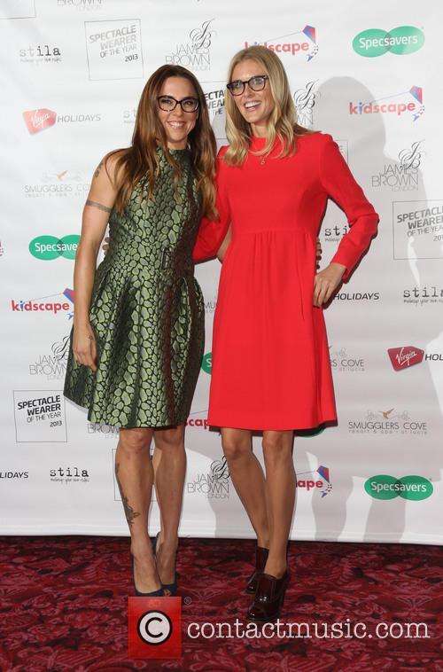 Melanie Chisholm and Donna Air 2