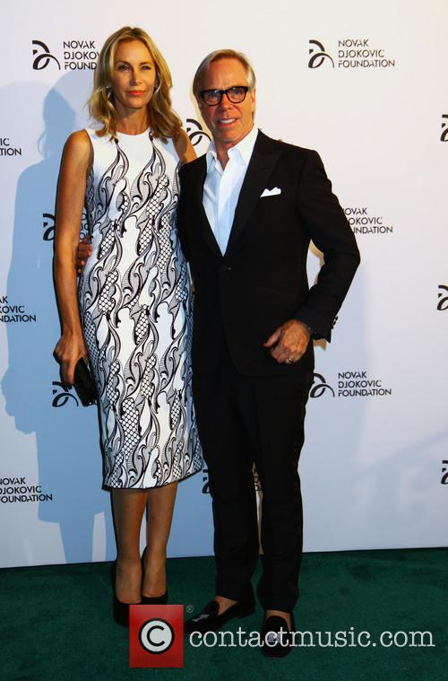 Dee Ocleppo and Tommy Hilfiger 8