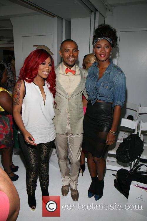K Michelle, Edwing D'angelo and Toccara Jones