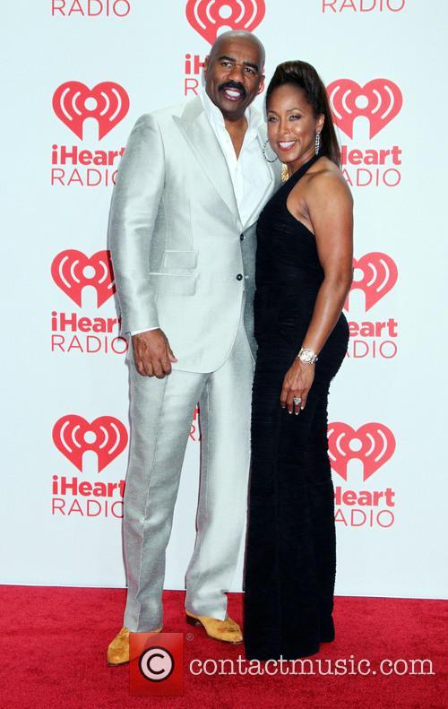 Steve Harvey and Marjorie Harvey 2