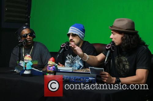 Cypress Hill, Malcolm Greenridge, E.d.i Don, Louis Freese and B-real 8