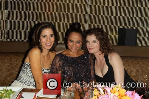 Ana Ortiz, Judy Reyes and Rebecca Wisocky 6
