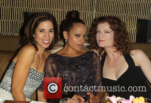 Ana Ortiz, Judy Reyes and Rebecca Wisocky 9