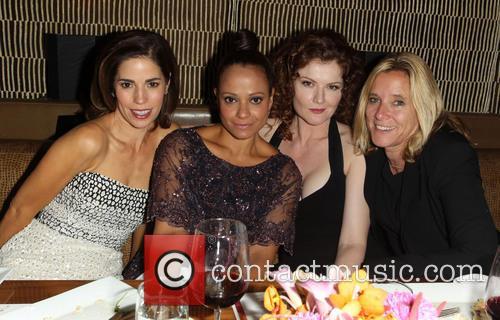 Ana Ortiz, Judy Reyes, Rebecca Wisocky and Nina Lederman 7