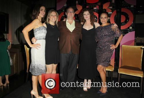 Ana Ortiz, Marc Cherry, Rebecca Wisocky and Judy Reyes 10