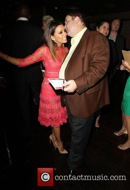 Eva Longoria and Marc Cherry 8