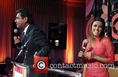 George Lopez and Eva Longoria 6