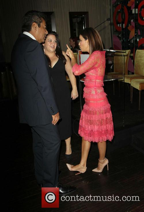 George Lopez and Eva Longoria 8