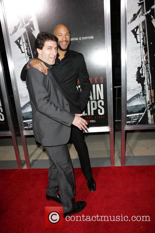 Billy Ray and Stephen Bishop