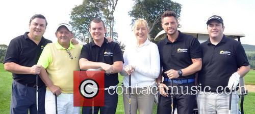 Simon Delaney, Brendan O'carroll, Danny O'carroll, Jennifer Gibney, Keith Duffy and Paddy Houlihan 3