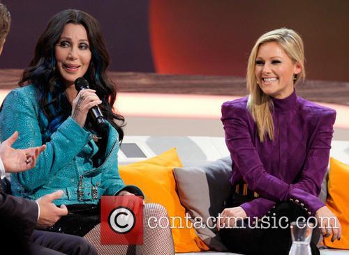 Cher and Helene Fischer