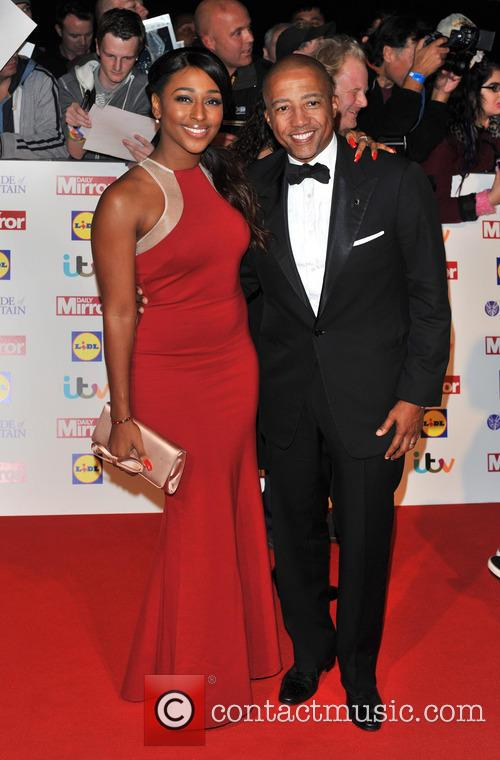 Alexandra Burke and Guest 3