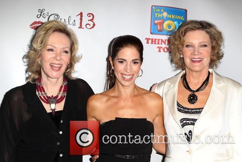 Jean Smart, Ana Ortiz and Deborah May 3
