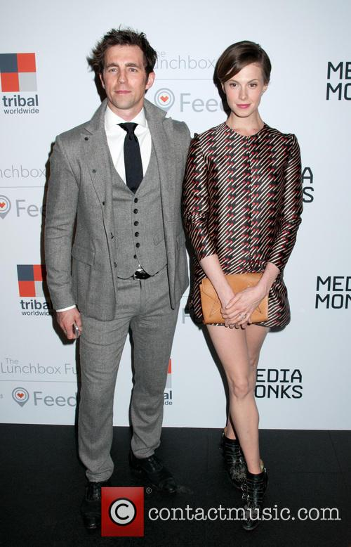 James Marshall and Elettra Wiedemann