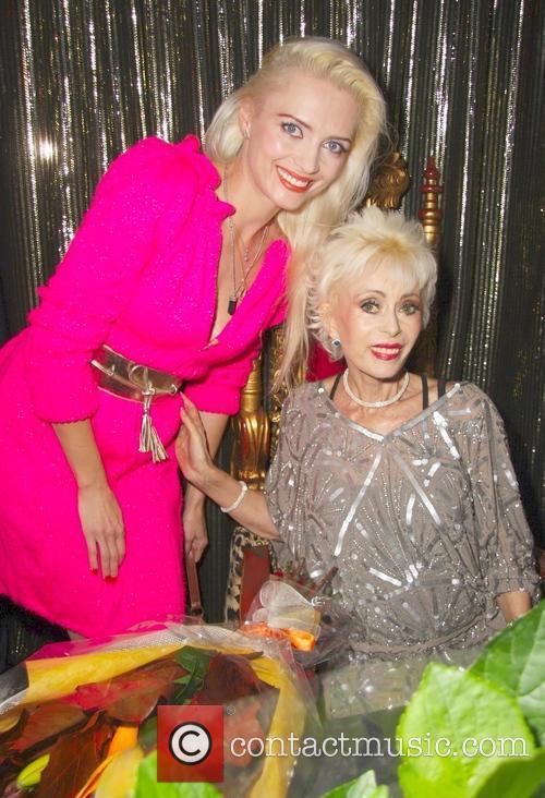 Sally Farmiloe and Lana Holloway