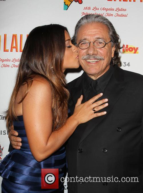 Walter Perez and Edward James Olmos 7