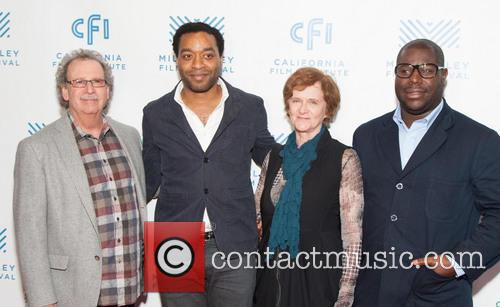 Chiwetel Ejiofor, Mark Fishkin, Zoe Elton and Steve Mcqueen 3