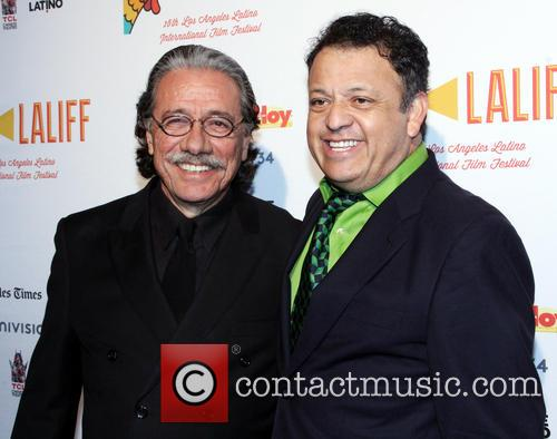 Edward James Olmos and Paul Rodriguez 2