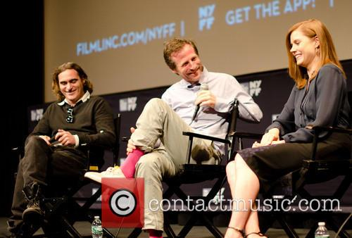 Joaquin Phoenix, Spike Jones and Amy Adams 2