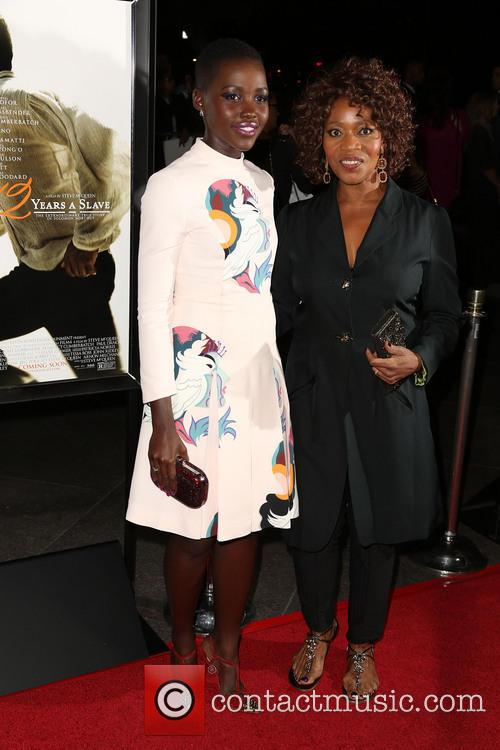 Lupita Nyong'o and Alfre Woodard 6