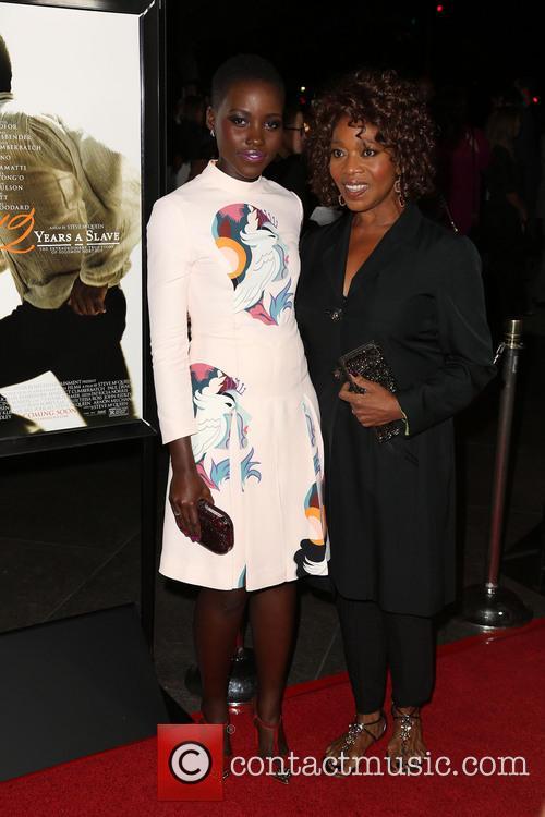 Lupita Nyong'o and Alfre Woodard 9