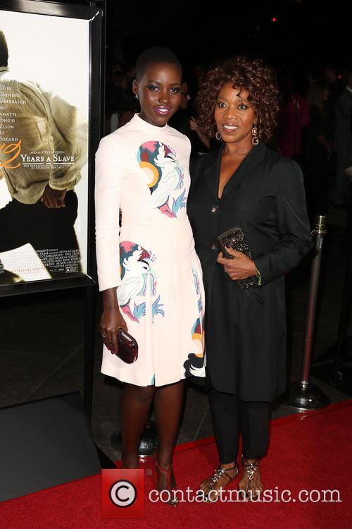 Lupita Nyong'o and Alfre Woodard 10