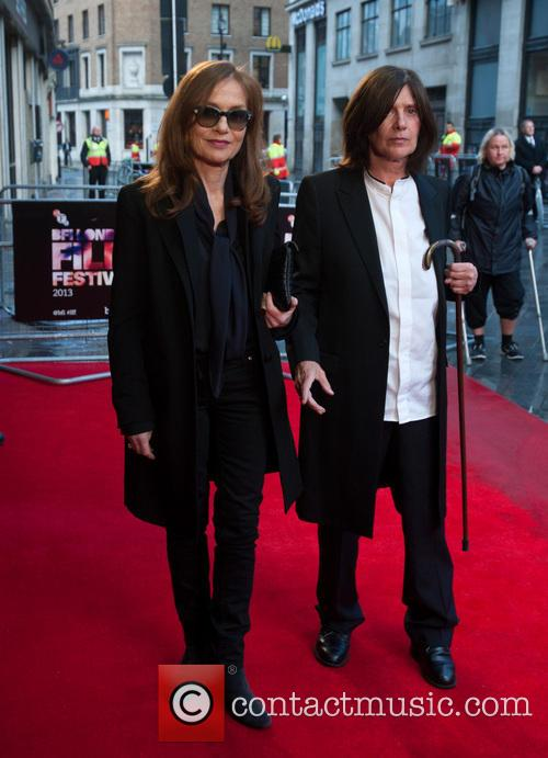 Isabelle Huppert and Catherine Breillat 5