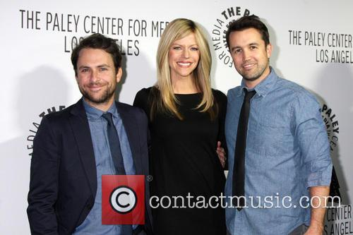 Charlie Day, Kaitlin Olson and Rob Mcelhenny