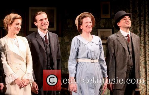 Charlotte Parry, Zachary Booth, Henny Russell and Stephen Pilkington