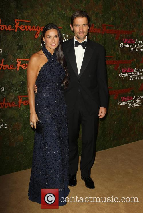 Demi Moore and James Ferragamo