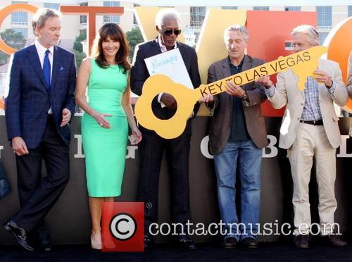 Kevin Kline, Mary Steenbergen, Morgan Freeman, Robert De Niro and Michael Douglas