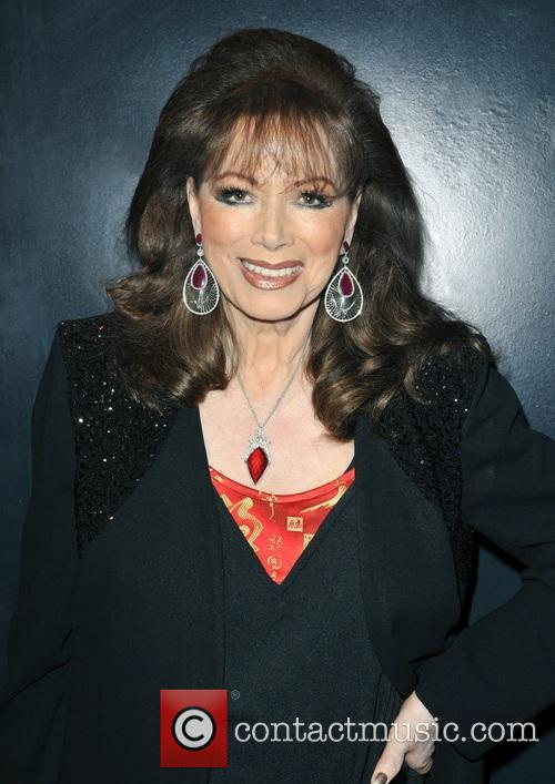 Jackie Collins Dies Of Breast Cancer Aged 77