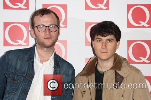Chris Baio, Ezra Koenig and Vampire Weekend