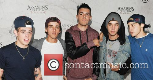 Creed, The Janoskians and Black Flag 6