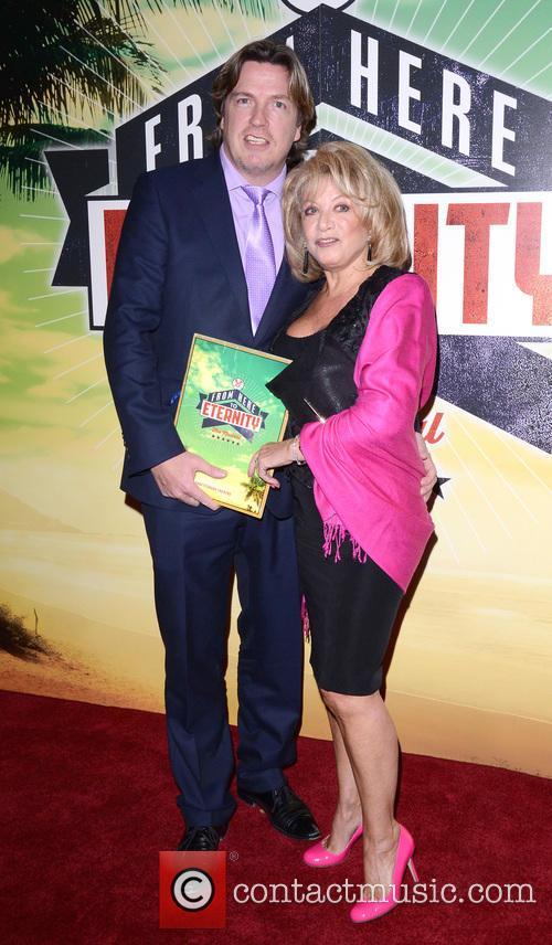 Justin Maddison and Elaine Paige 6