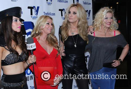 Katie Cleary, Sharise Neil, Athena Kottak and Bobbie Brown