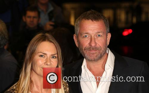 Sean Pertwee and Jacqui Hamilton-smith