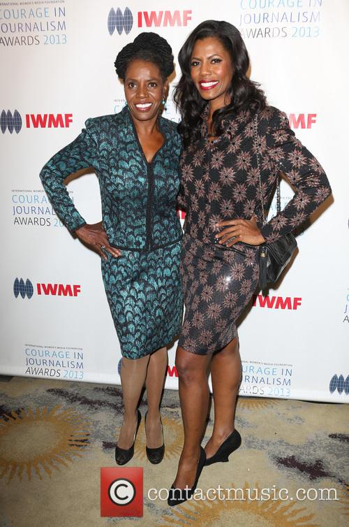 Theresa Manigault and Omarosa Manigault 1