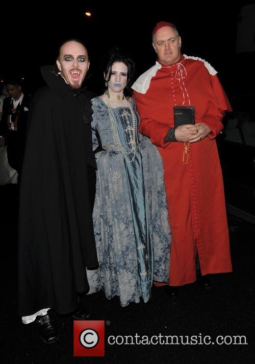 Jonathan Ross and Dara O Briain