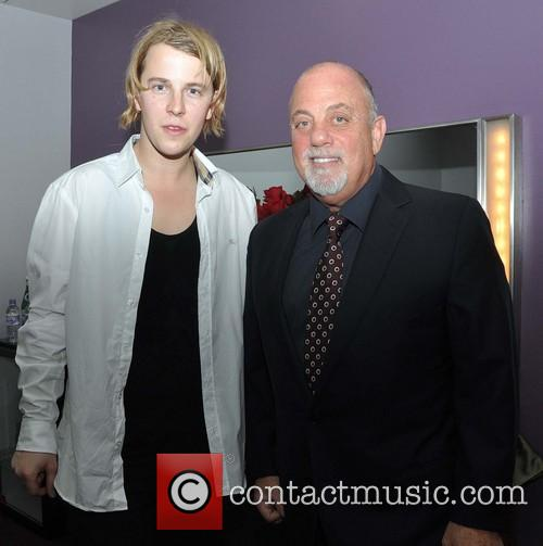 Tom Odell and Billy Joel
