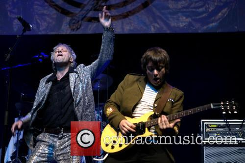 Bob Geldof and Boomtown Rats 3