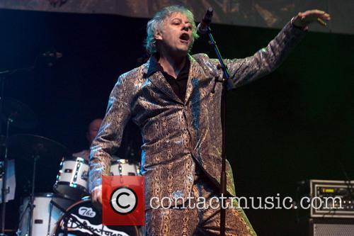 Bob Geldof and Boomtown Rats 6